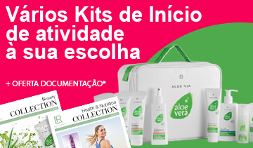 kits de inscrção